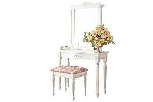 Туалетный стол Консоль с зеркалом ПР 2 - Мебельная фабрика «Стелла»