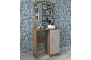 Туалетный стол ТС 04 - Мебельная фабрика «Милайн»
