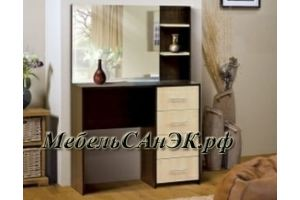Туалетный столик 10 - Мебельная фабрика «САнЭК»