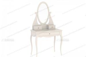 Туалетный столик Авиньон 404 - Мебельная фабрика «Фабрика натуральной мебели»