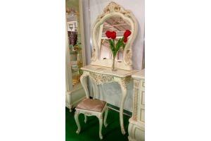 Туалетный столик царский - Мебельная фабрика «Шанс»