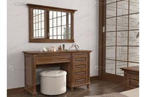 Туалетный столик Мальта - Мебельная фабрика «Фабрика натуральной мебели»