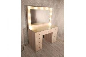 Туалетный столик с подсветкой - Мебельная фабрика «АртСити»