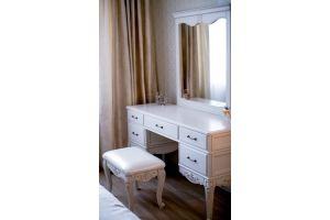 Туалетный столик с зеркалом - Мебельная фабрика «Кухни Альфа»