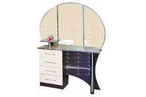 Туалетный столик Трельяж Амалия 13 - Мебельная фабрика «Росток-мебель»