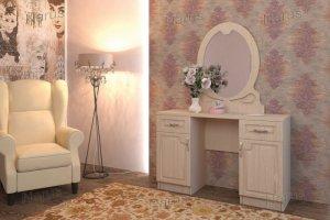 Туалетный столик Трюмо - Мебельная фабрика «НАРУС»