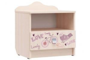 Тумба для детской ТП 10 Париж - Мебельная фабрика «Ваша мебель»