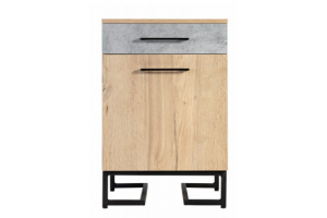 Тумба для обуви с ящиком Loft - Мебельная фабрика «Perrino»