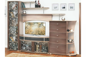 Тумба для радиоаппаратуры Олимп М15 - Мебельная фабрика «Олмеко»