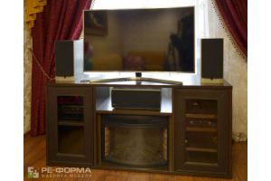 Тумба для Телевизора и камина - Мебельная фабрика «Ре-Форма»