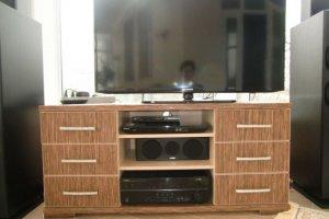 Тумба для ТВ-аппаратуры - Мебельная фабрика «Агата»