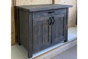 Тумба из дерева - Мебельная фабрика «Массив»