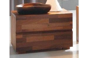 Тумба из массива дерева Алва - Мебельная фабрика «Дубрава»