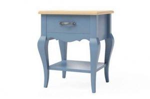 Тумба Кассис бук голубой - Мебельная фабрика «Дримлайн»