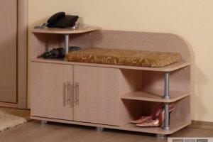 тумба-обувница - Мебельная фабрика «Актуаль-М»