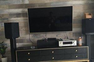 Тумба под телевизор темная - Мебельная фабрика «Ретран»