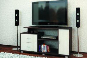 Тумба под ТВ Европа - Мебельная фабрика «Мебельный стиль»