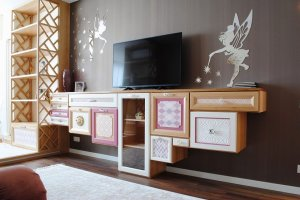 Тумба под ТВ креативная - Мебельная фабрика «Blessed-Home»