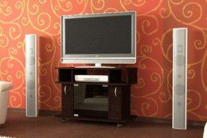 Тумба под ТВ ТТВ 04 - Мебельная фабрика «Абис»