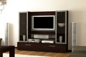 Тумба под ТВ ТТВ 07 - Мебельная фабрика «Абис»