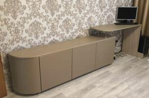 Тумба под ТВ в гостиную - Мебельная фабрика «IDEA»