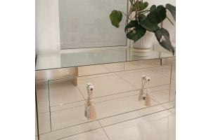 Тумба под ТВ Зазеркалье - Мебельная фабрика «Виктория»