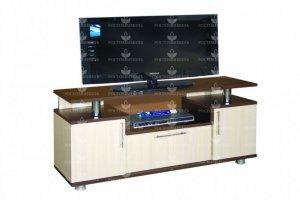 Тумба подставка под ТВ 003С - Мебельная фабрика «Росток-мебель»