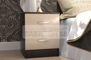 Тумба прикроватная - Мебельная фабрика «Вавилон58»