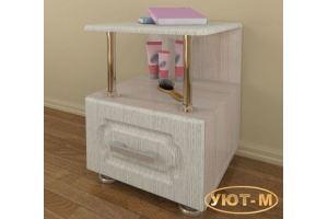 Тумба прикроватная - Мебельная фабрика «Уют-М»