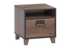Тумба прикроватная Эссе-1 - Мебельная фабрика «Woodcraft»