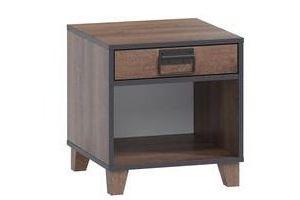 Тумба прикроватная Эссен-2 - Мебельная фабрика «Woodcraft»