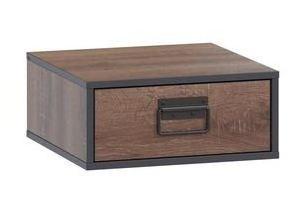Тумба прикроватная Эссен подвесная - Мебельная фабрика «Woodcraft»