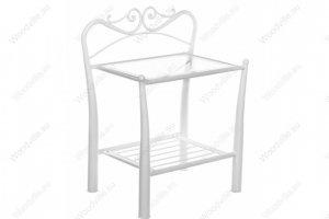 Тумба прикроватная Mini white 1431 - Импортёр мебели «Woodville»