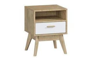 Тумба прикроватная Нордик - Мебельная фабрика «Woodcraft»