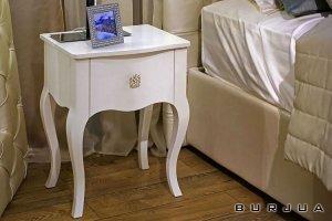 Тумба прикроватная Rozalio - Мебельная фабрика «BURJUA»