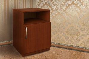 Тумба прикроватная с дверцей - Мебельная фабрика «ТФМ XXI»