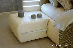 Тумба прикроватная Santa Cruz - Мебельная фабрика «BURJUA»