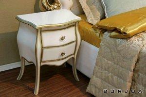 Тумба прикроватная Sardegna - Мебельная фабрика «BURJUA»