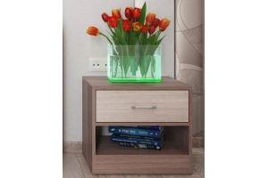 Тумба прикроватная ТП 3 Соната - Мебельная фабрика «Ваша мебель»