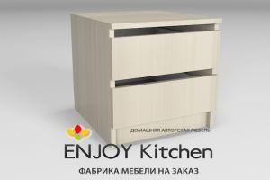 Тумба прикроватная TP1 - Мебельная фабрика «ENJOY Kitchen»