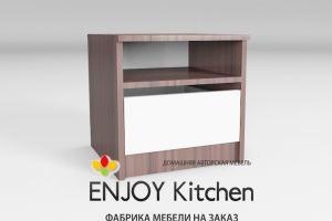 Тумба прикроватная TP2 - Мебельная фабрика «ENJOY Kitchen»
