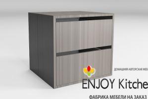 Тумба прикроватная TP4 - Мебельная фабрика «ENJOY Kitchen»