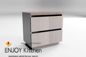 Тумба прикроватная TP6 - Мебельная фабрика «ENJOY Kitchen»