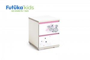 Тумба Q-bix 12 - Мебельная фабрика «Футука Кидс»