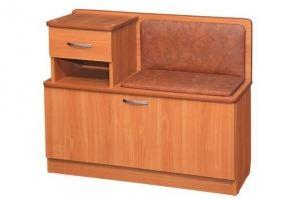 Тумба с местом для сидения ТО-01 - Мебельная фабрика «Мебельная столица»
