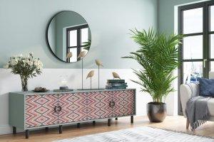 Тумба ТВ-25 Арт - Мебельная фабрика «Ваша мебель»