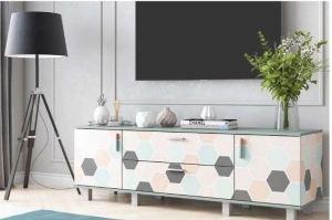 Тумба ТВ-27 Арт - Мебельная фабрика «Ваша мебель»