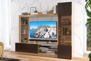 Тумба ТВ Бруно - Мебельная фабрика «Гранд Кволити»