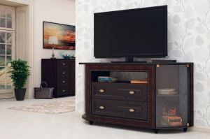Тумба ТВ Калипсо - Мебельная фабрика «Аквилон»