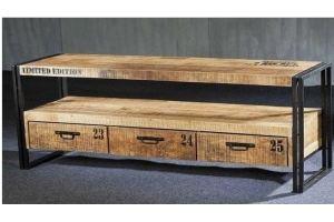 Тумба ТВ Лофт1 - Мебельная фабрика «Loft Z»
